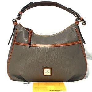 Dooney & Bourke  Leather Collins Shoulder Bag NWT